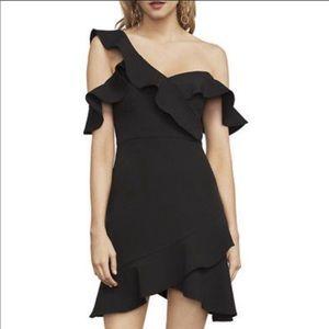 New BCBG Mailik Black Dress Sz 10 $268